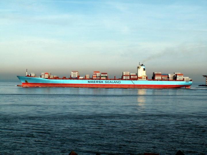 A gigante Maersk foi alvo do ransoware Petya