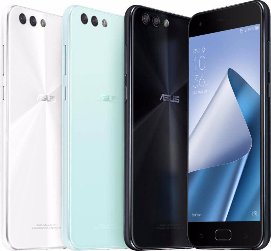 Asus anuncia Zenfone 4 em Taiwan