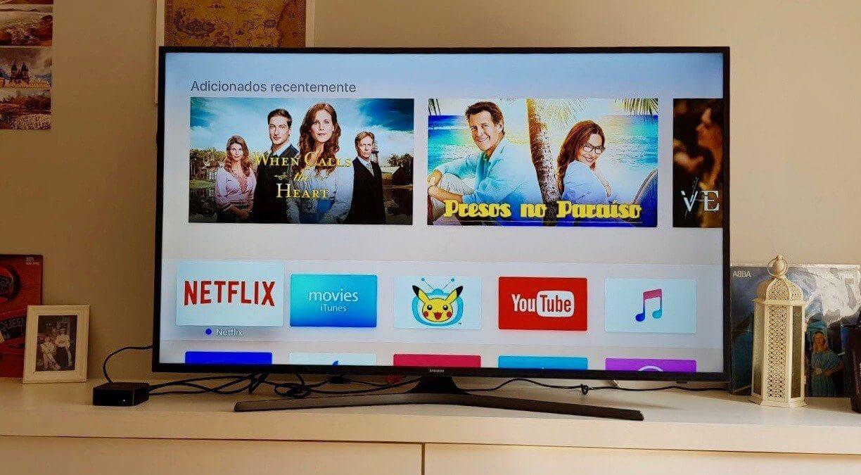 """2 2 - Review: Samsung Smart TV UHD 55"""", a sua primeira TV 4K de verdade"""