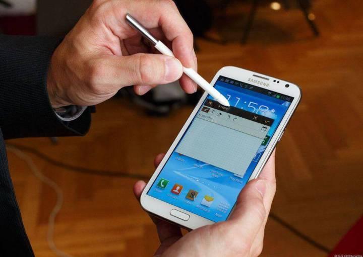 20120829 IFA Samsung Galaxy Note II 001 720x511 - 9 anos de Android: como as telas mudaram o smartphone para sempre