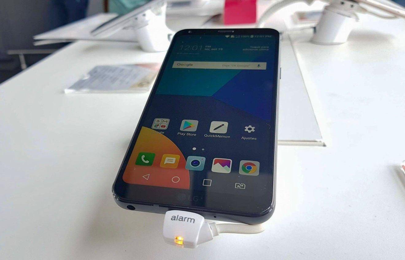 LG Q6 e LG Q6+ são os novos smartphones intermediários da LG com design premium