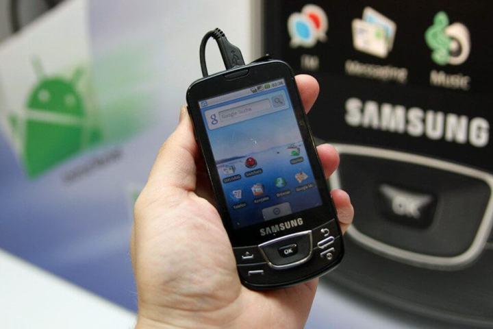 71390 phones review samsung galaxy i7500 image2 gtCHuEGzer 720x480 - 30 anos de Brasil: conheça a história revolucionária da Samsung