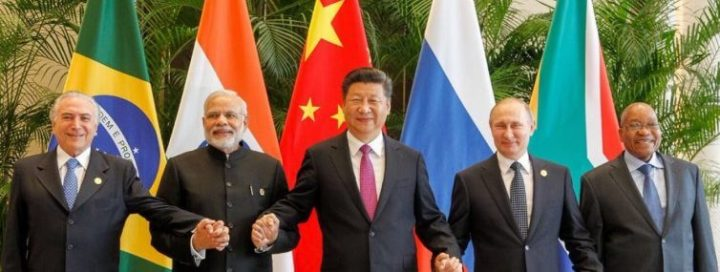 BRICS discutem criar uma criptomoeda própria para o bloco