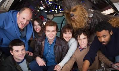 Han Solo - Han Solo: Veja novas imagens dos bastidores do filme