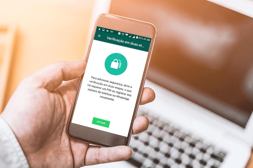 Showmetech tutorial whatsapp configuracoes de privacidade verificacao em duas etapas - Tutorial: como manter a privacidade no WhatsApp, sem perder a graça.