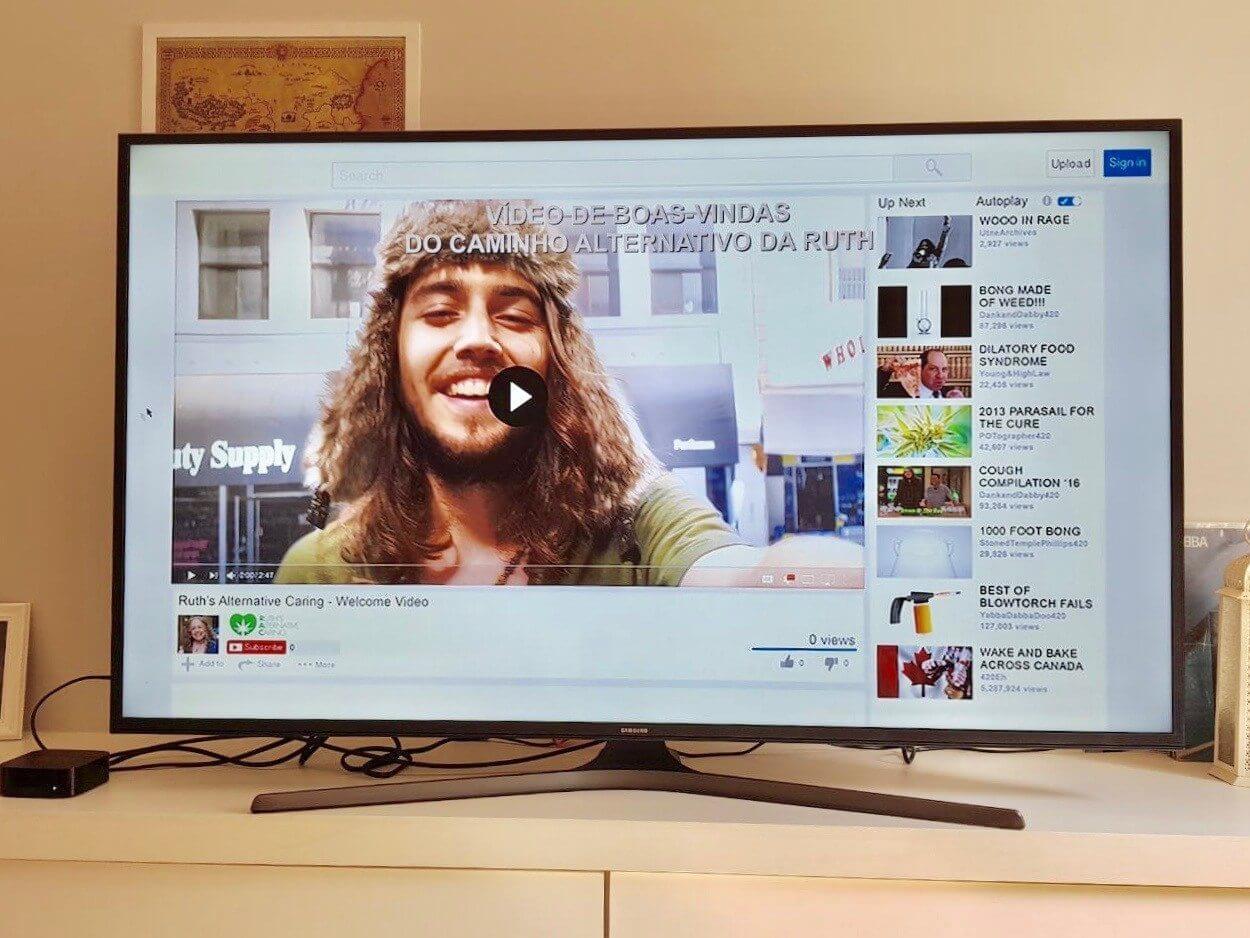 """Unknown 2 - Review: Samsung Smart TV UHD 55"""", a sua primeira TV 4K de verdade"""