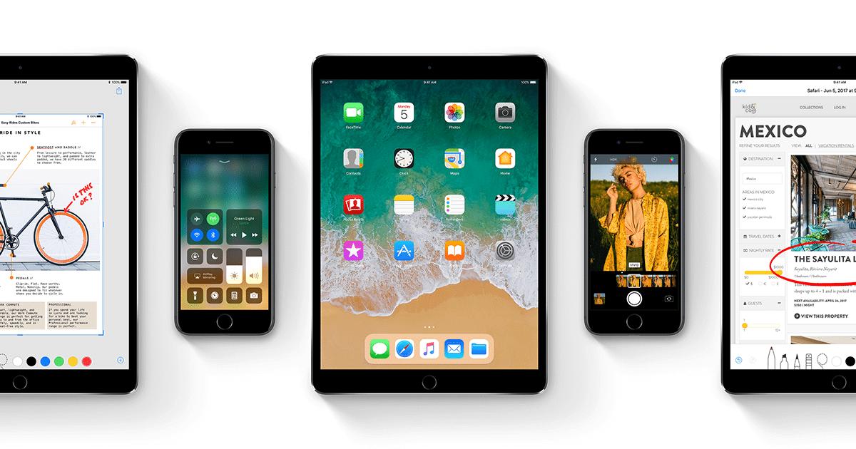 ios 11 capa - Oficial: novo iOS 11 já está disponível para todo mundo