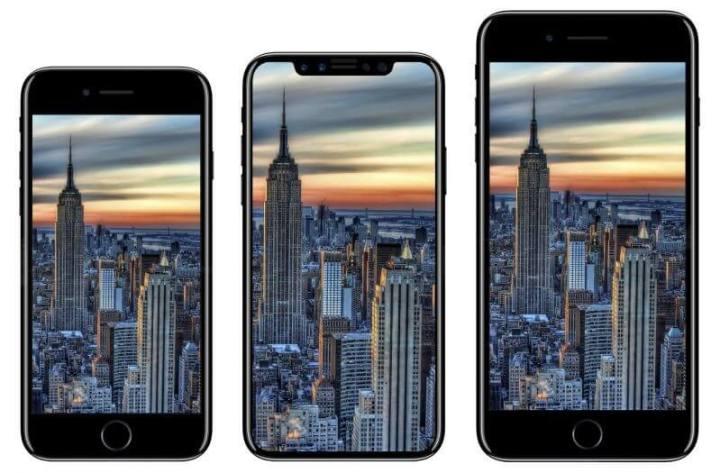 iphone 8 render 7 and 7s 800x525 720x473 - iPhone 8: confira o que mais será lançado no próximo evento da Apple