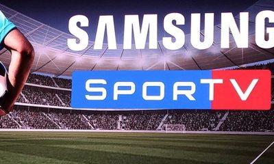 samsung sporttv2 - Samsung e SporTV firmam parceria para transmissão de jogos em 4K