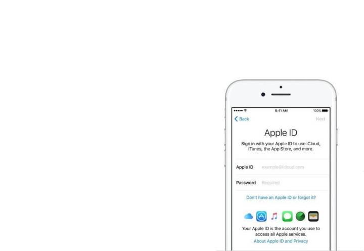 setup ios turn on icloud 720x496 - Tutorial: aprenda a alterar o seu email de recuperação de senha