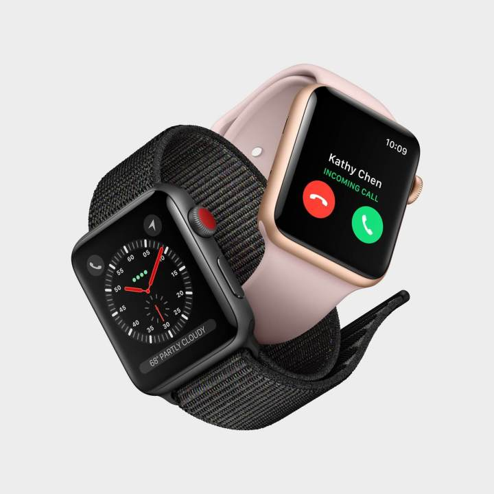watch series 3 incoming two wrap 720x720 - iPhone X: confira tudo o que a Apple lançou nesta terça-feira