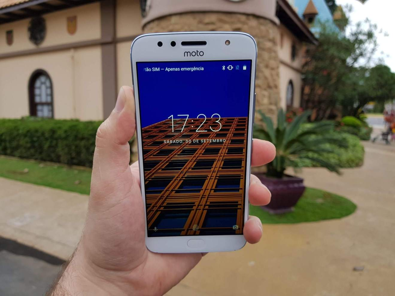 20170930 172404 - Review: Moto G5S Plus, o intermediário com câmera dupla