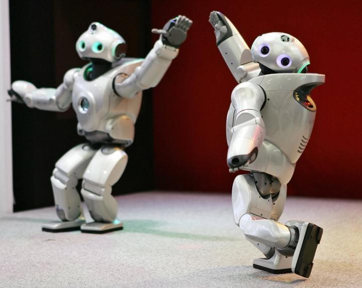 56483256 720x574 - Xperia Hello: o novo robô da Sony quer fazer parte da sua família