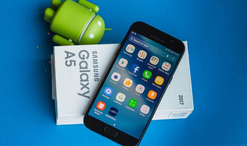 AndroidPIT Samsung Galaxy a5 2017 4814 320x190 - Confira os smartphones mais buscados na ZOOM em outubro