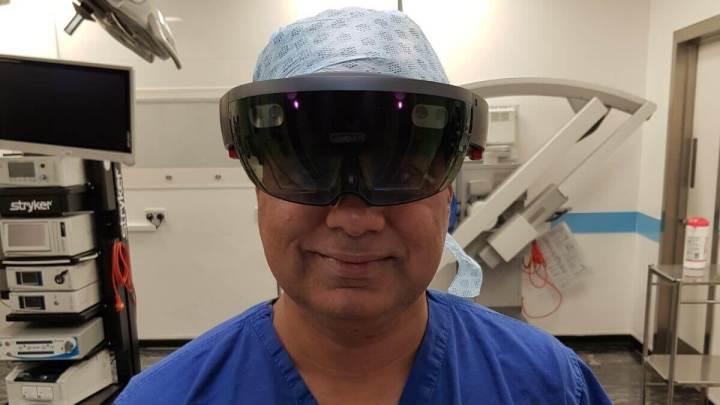 DM5 KruUMAAfkbG 720x405 - Médicos participam de cirurgia através de realidade virtual pela primeira vez