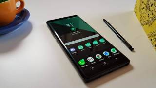 Galaxy Note 8 e S Pen 6 - Galaxy Note 8: O Review Completo