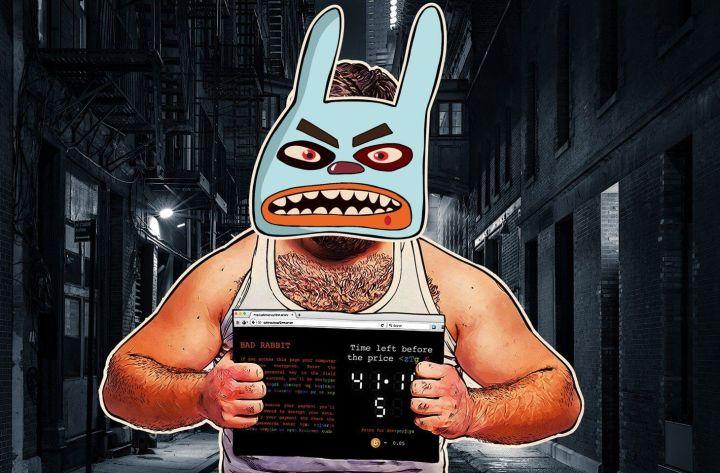 bad rabbit ransomware featured 720x473 - Bad Rabbit: novo ransomware afeta a Europa e pode chegar ao Brasil