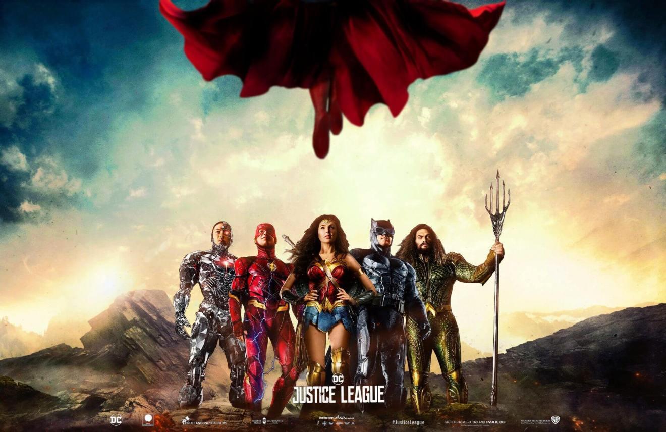 justice league movie wallapaper 3 by saintaldebaran dbpscnq - Liga da Justiça: Superman aparece pela primeira vez em novo trailer