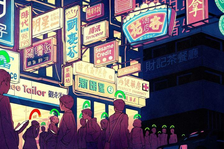 landscape Kevin Hong 720x480 - China criará ranking de confiabilidade social para cidadãos até 2020