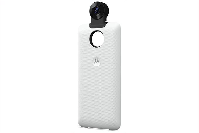 Motorola lança no Brasil o Moto Snap 360 Câmera 4