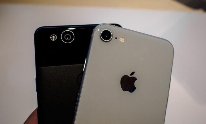 pixel 2 iphone camera 720x432 - Comparativo: Google Pixel 2 e 2 XL x iPhone 8 e 8 Plus
