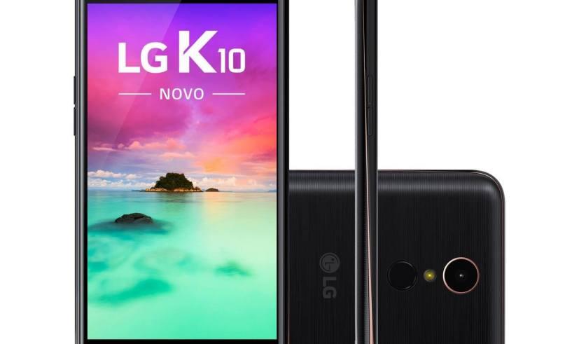 smartphone lg k10 novo 32gb preto dual chip 4gcam. 13mp selfie 5mp tela 5.3 34 proc. octa core 217166600 320x190 - Confira os smartphones mais buscados na ZOOM em outubro