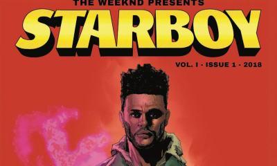 starboy1 - Starboy: HQ escrita por The Weeknd é anunciada na NYC Comic Con