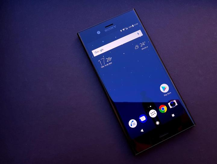 20171114 172617 720x547 - REVIEW: Sony Xperia XZ1, o primeiro Android Oreo do Brasil