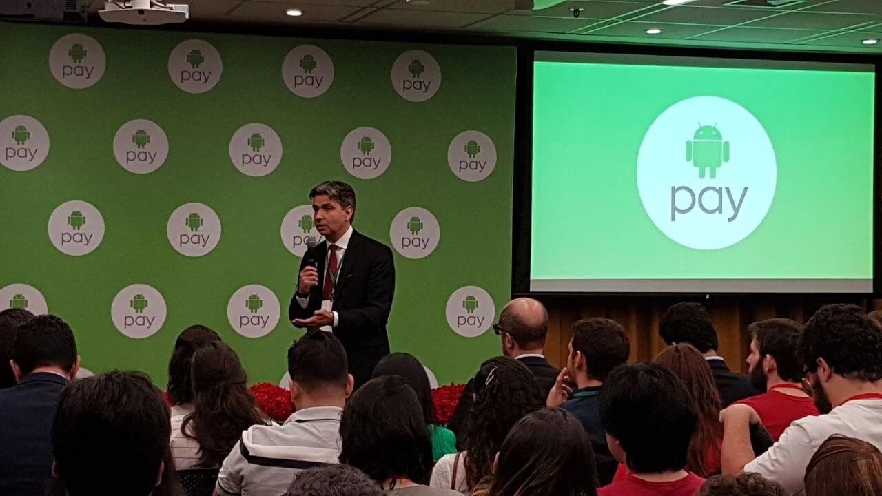 Android Pay finalmente chega ao Brasil