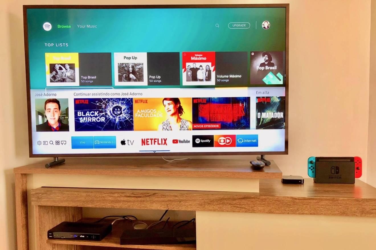 IMG 0042 2 - Review: Samsung The Frame TV, uma noite no museu