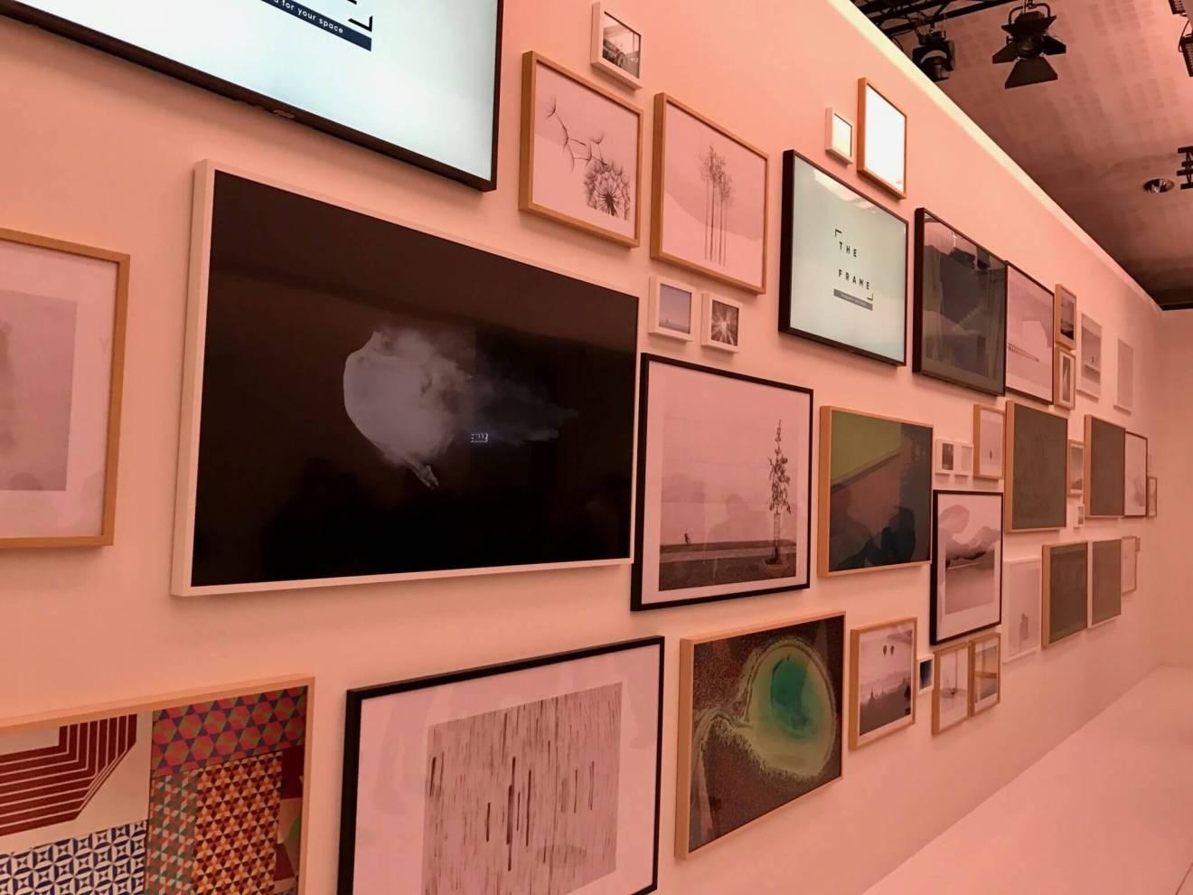 IMG 1355 - Review: Samsung The Frame TV, uma noite no museu