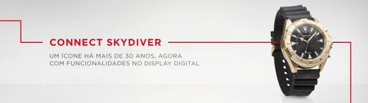 Technos SkyDiver 720x202 - Technos lança o primeiro smartwatch brasileiro com Full Display Touch