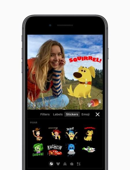 adesivos - Clips: dicas e truques para usar melhor o aplicativo no iPhone