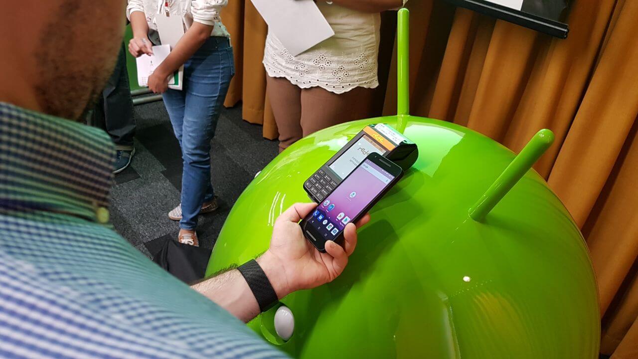 Google lança aplicativo para pagamento com celular via aproximação