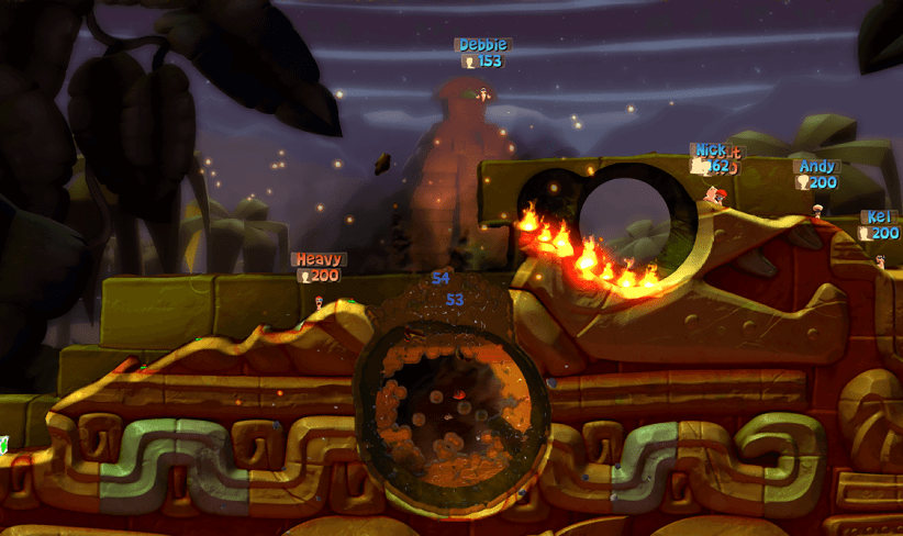 explosion 320x190 - PS Plus de Novembro terá Worms Battlegrounds e muito mais