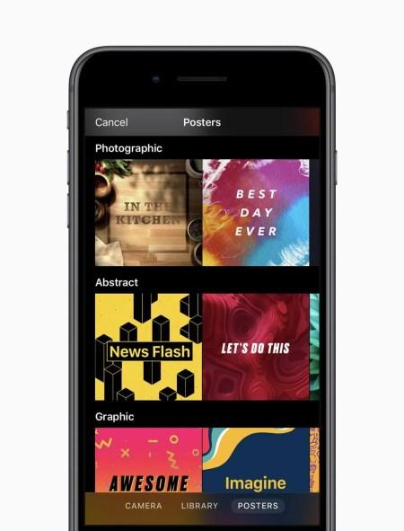 posteres - Clips: dicas e truques para usar melhor o aplicativo no iPhone