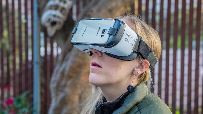 samsung gear vr review 02534 - Além do entretenimento: a aposta da Samsung em Realidade Virtual