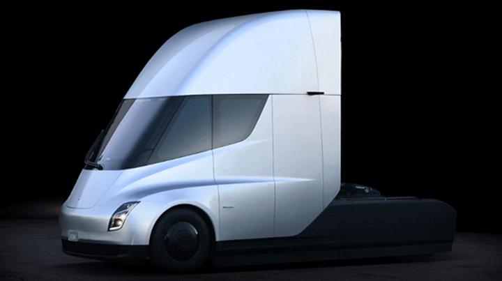 Tesla apresenta caminhão elétrico e novo Roadster 8
