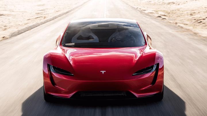 Tesla apresenta caminhão elétrico e novo Roadster 10