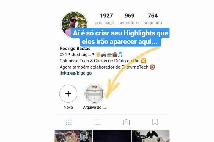 25086645 10157331186743312 772396670 o 720x480 - Como utilizar o Arquivo e Highlights do Instagram Stories