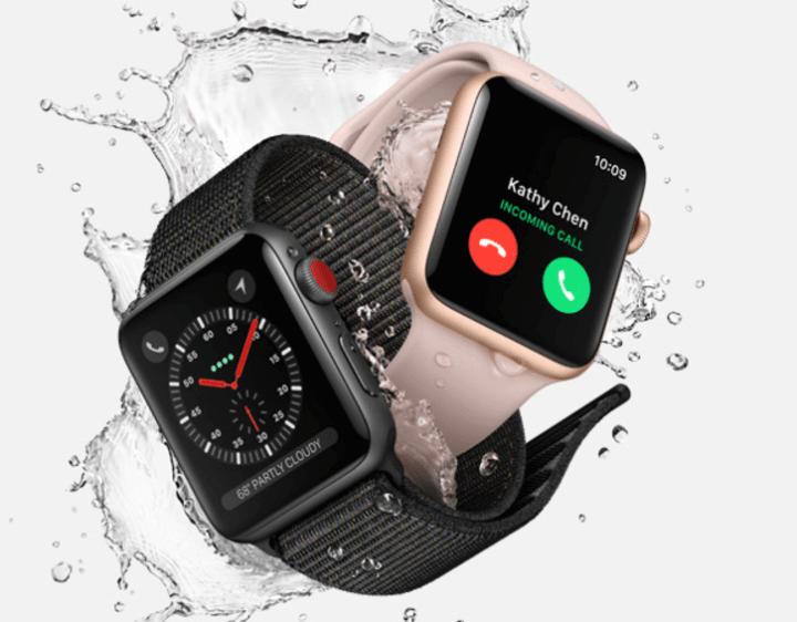 apple watch cellular 720x562 - Quais smartwatches você pode comprar em 2018?