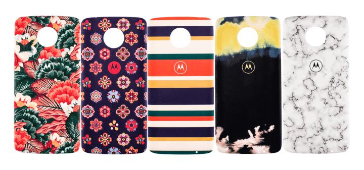 capinhas motorola 720x337 - Motorola lança novas Style Shells e Power Packs com design diferenciado