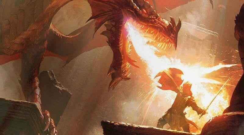 ded foto 1 - Dungeons & Dragons pode virar filme e ganha previsão de estréia
