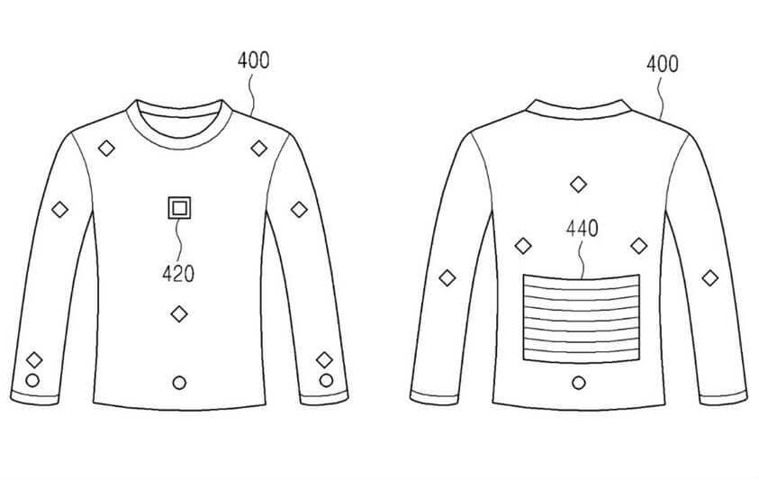 Rumor: Galaxy S9 poderá ser carregado no bolso de uma camisa