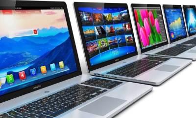venda notebooks tambem teve queda - Confira os melhores notebooks para presente neste natal