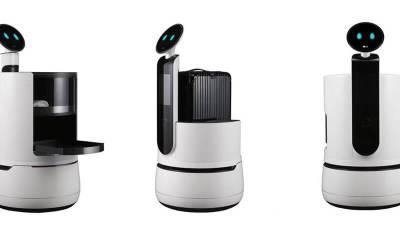 04111305170060 t1200x480 - CES 2018: LG anuncia três novos robôs para a sua linha CLOi