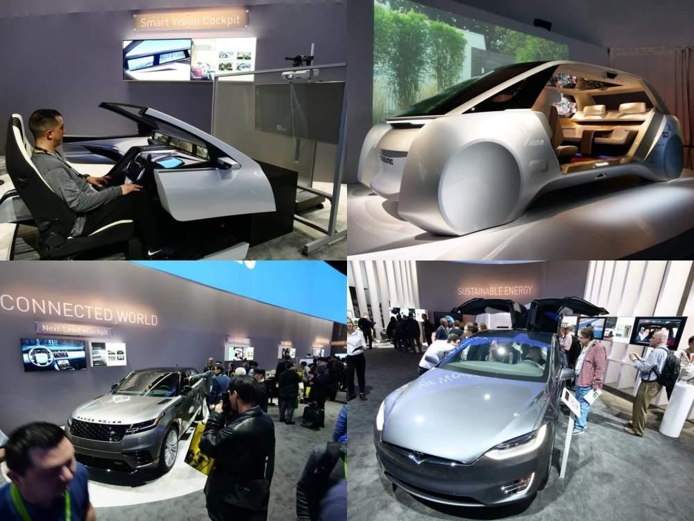 CES2018Booth9 1252 tile - CES 2018: Amazon e Panasonic anunciam uso da Alexa off-line em carros