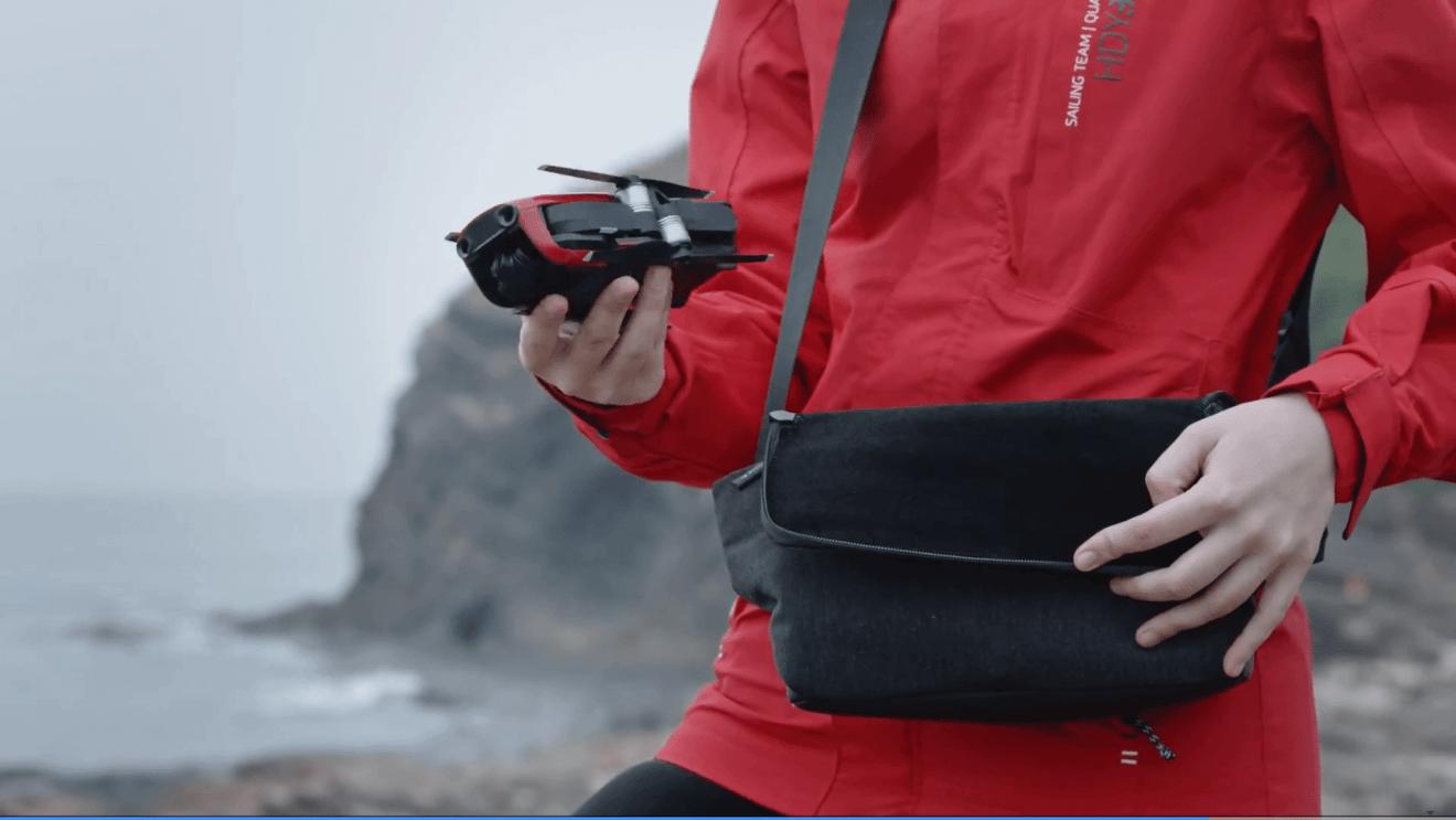 Captura de Tela 104 - DJI lança Mavic Air, o drone compacto e poderoso