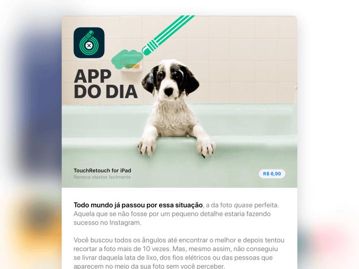 IMG 1709 720x540 - Agora você pode fazer compras na App Store em Reais