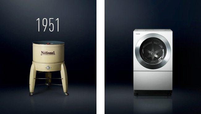 Panasonic100th Storybook 02 washing - CES 2018: Panasonic completa 100 anos com visão das próximas décadas